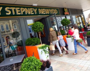 The New Stepney by Hungry Horse East Gate
