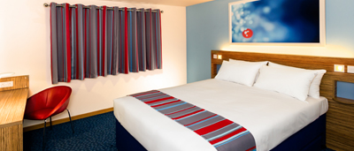 New Look Rooms at Travelodge